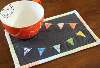 My Mug Rug | by Better Off Thread