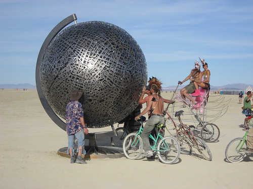 Burning Man 2010 | by Basial
