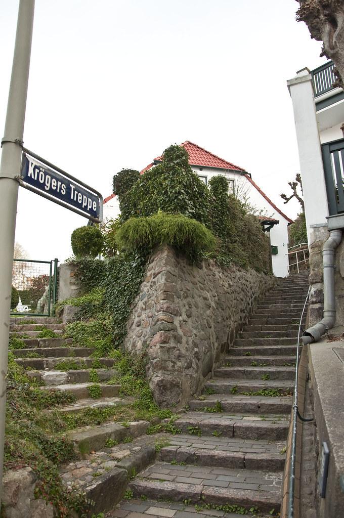 Treppe Hamburg krögers treppe treppenviertel blankenese hamburg woozie2010