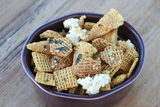 Furikake Chex Mix or Furikake Party Mix | by Food Librarian