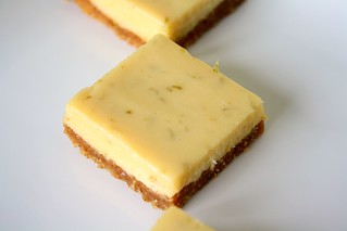 Key Lime Bars | by Tracey's Culinary Adventures