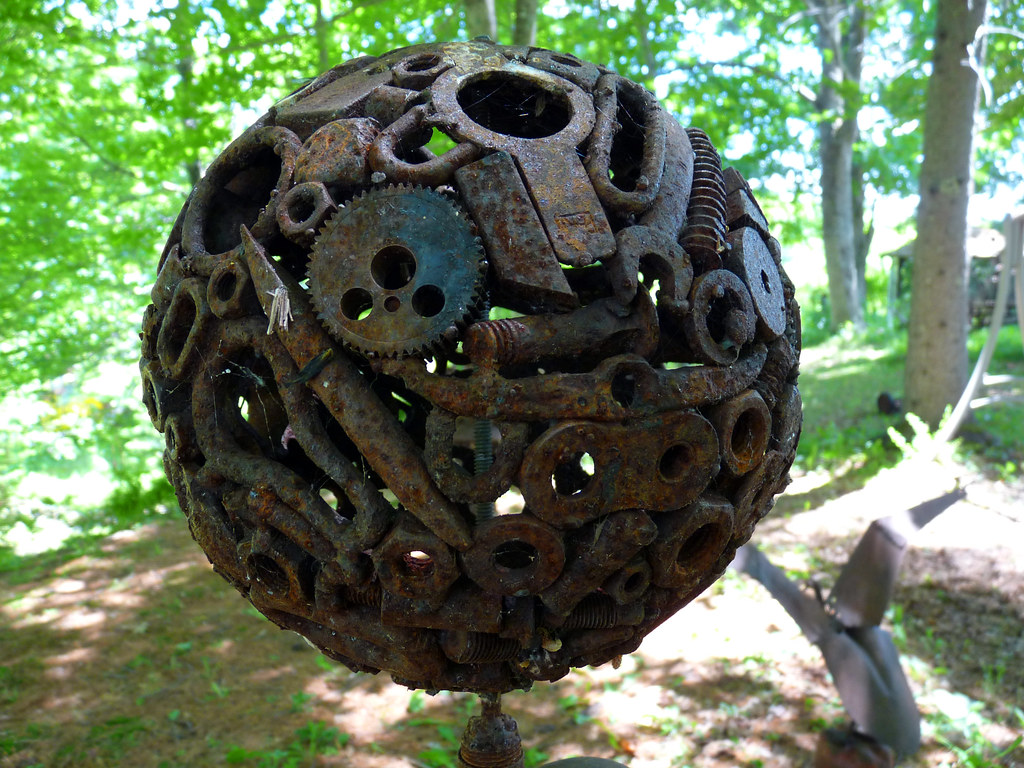 Junk Sculpture 8 Jay Sterling Austin Flickr