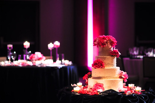 chicago wedding photographer : Kristy + Luke : Intercontinental Hotel Ohare | by Fragola Productions