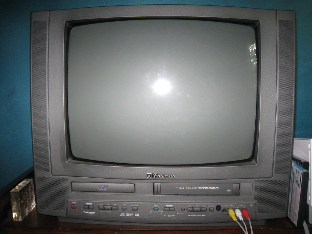 Emerson Tv With Dvd player manual