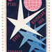 Spain postage stamp: Brussels Expo '58