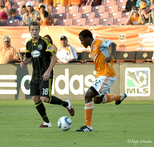 Lovel Palmer and Robbie Rogers | by KatyUmana