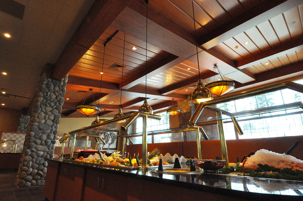 restaurant buffet decor design implementation clearwat flickr. Black Bedroom Furniture Sets. Home Design Ideas