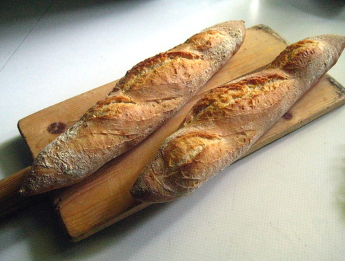 baguettes_poolish | by Ye olde bread blogge