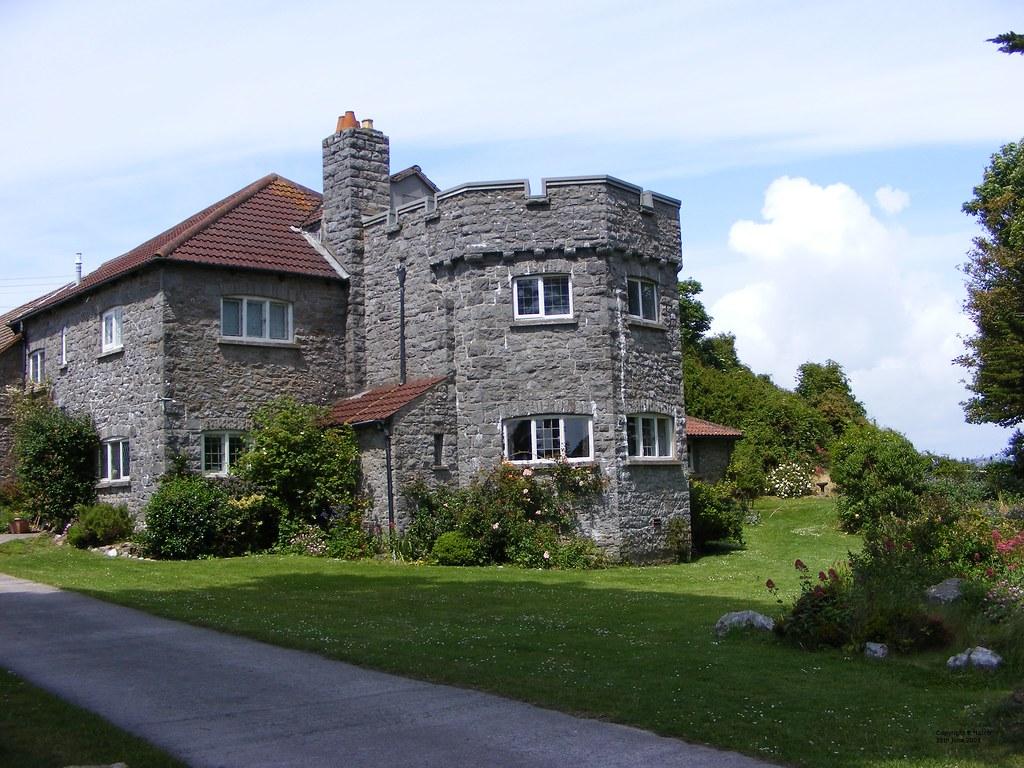 St Philomena S Guest House Caldey Island