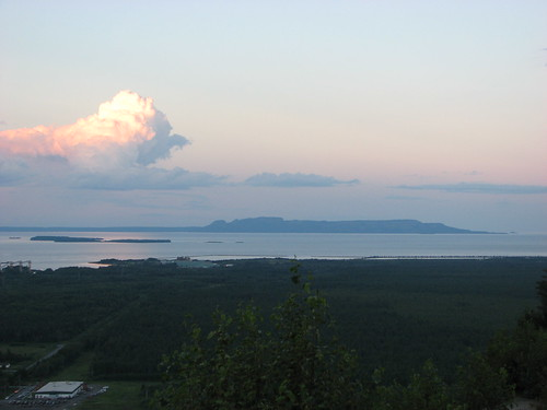 Sleeping Giant from Mt McKay Lookout | by s.kosoris
