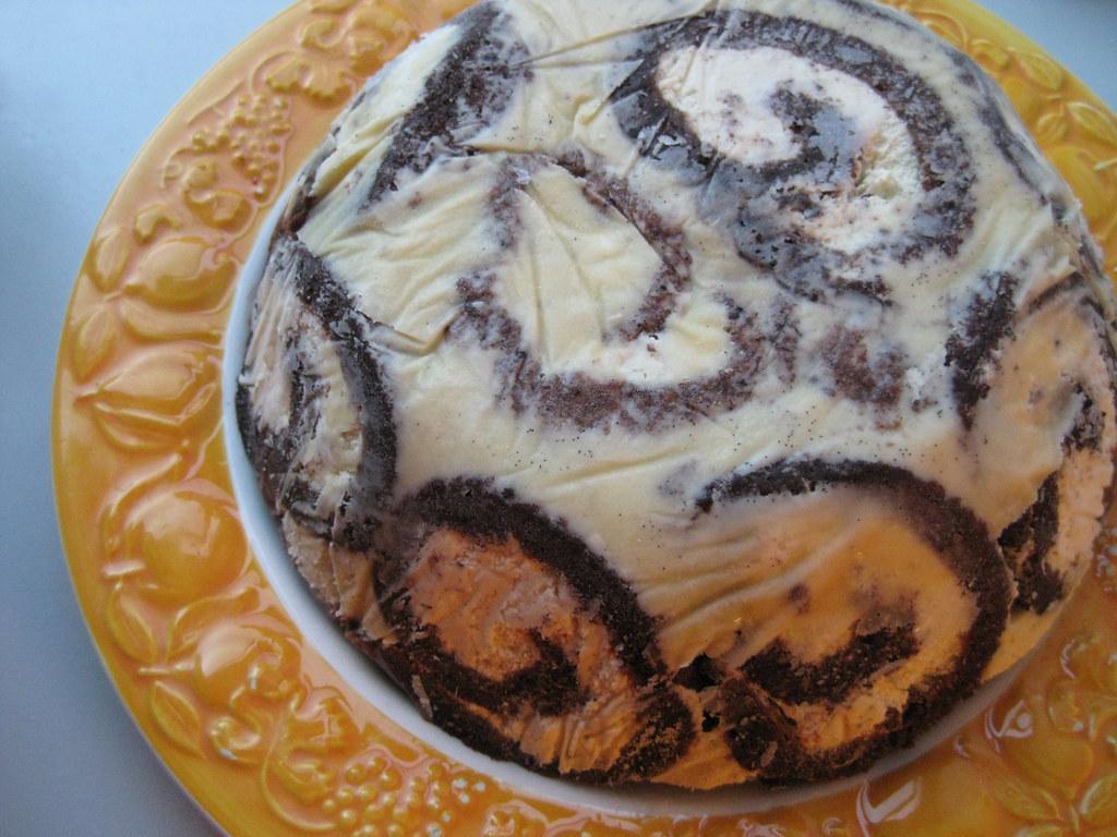 Berry Cream Cake Filling Recipe