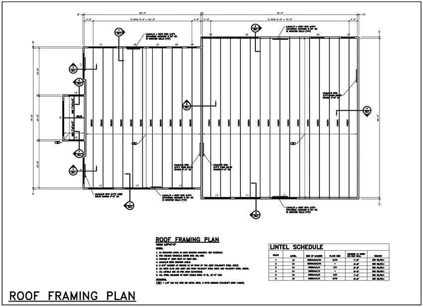 7solutionsindia Roof Framing Plan 7solutionsindia