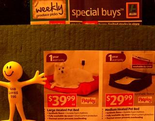Heated Pet Bed Sale