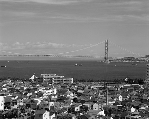 Akashi Bridge | by JanneM