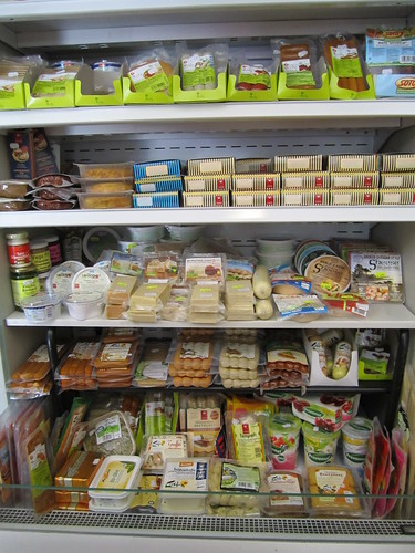 Vegan Cheese and Meat | by veganbackpacker