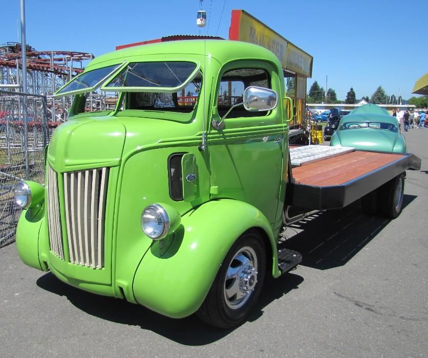47 ford COE truck   bballchico   Flickr