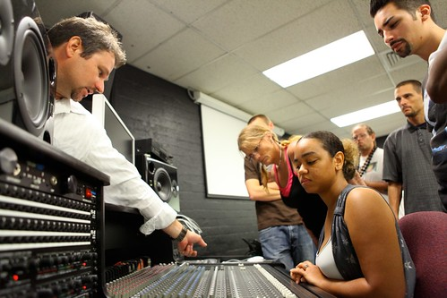 Sound Engineering Class | by Maricopa.edu
