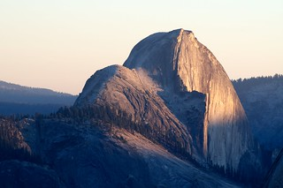 Half Dome at Sunset | by chrisstreeter