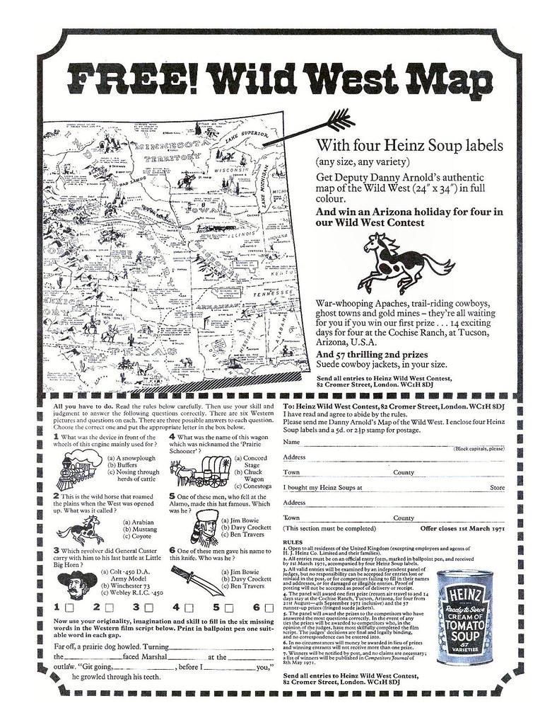 West free ads