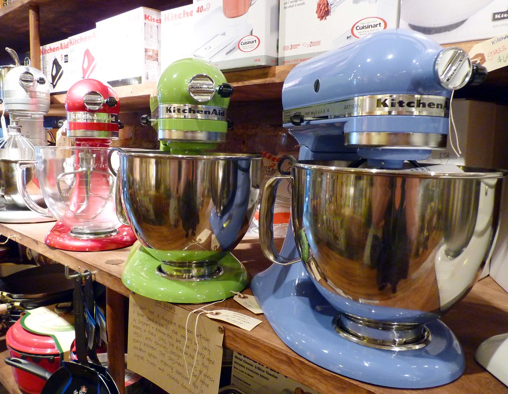 Kitchen Aid Mixers Details