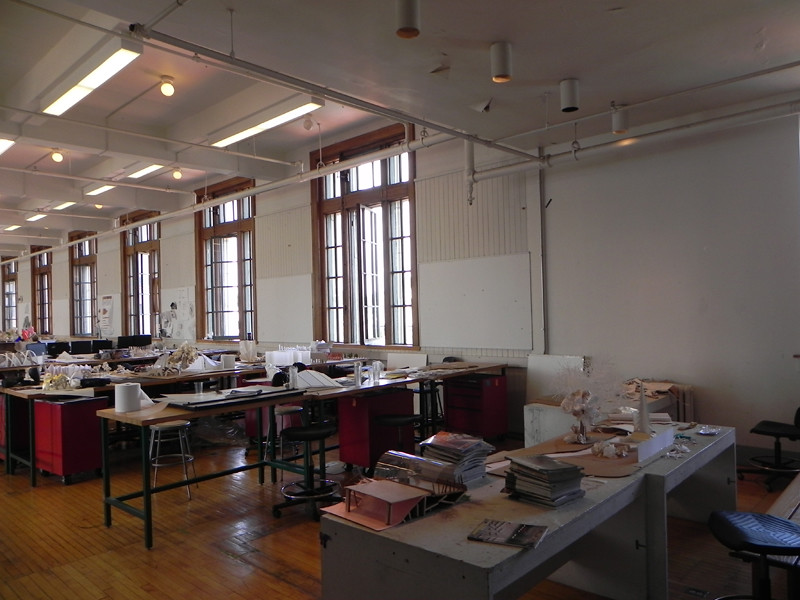 Carnegie Mellon for Architecture?