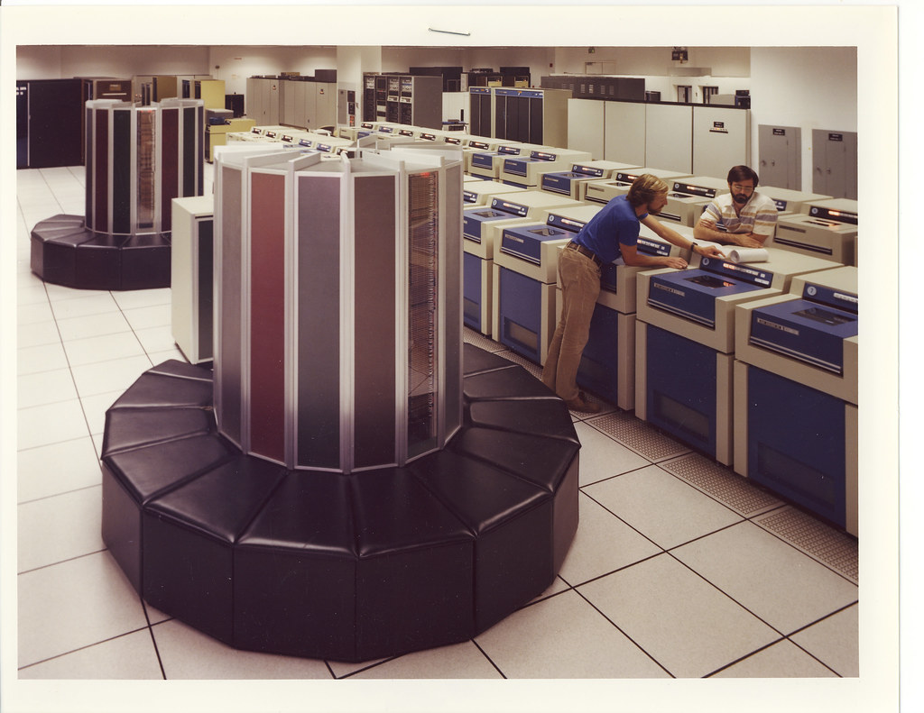 cray 1 nmfecc 1983 the national magnetic fusion energy c flickr. Black Bedroom Furniture Sets. Home Design Ideas