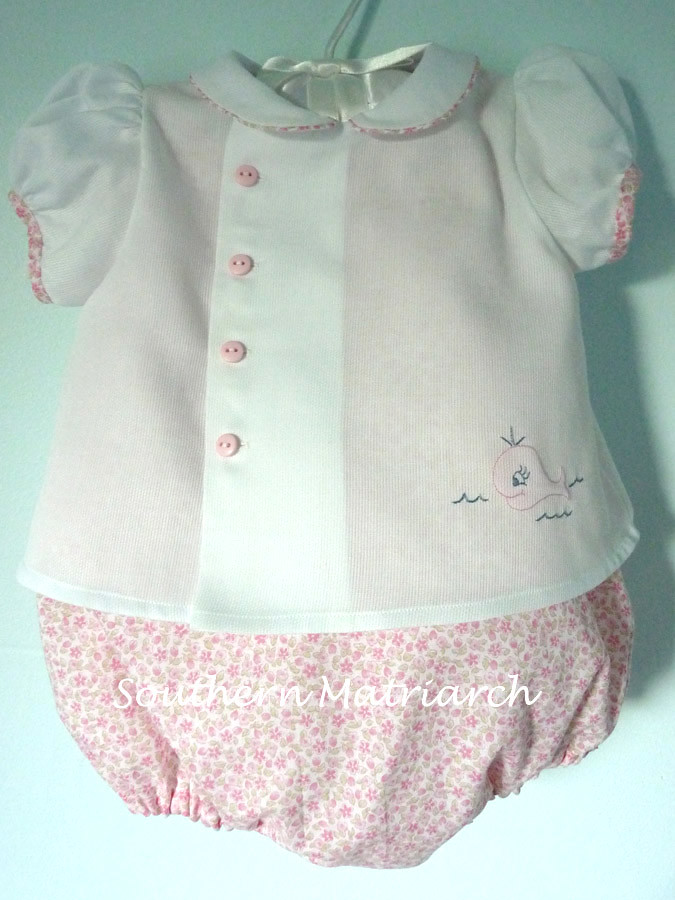 Diaper Shirt And Romper Pattern Old Fashioned Baby