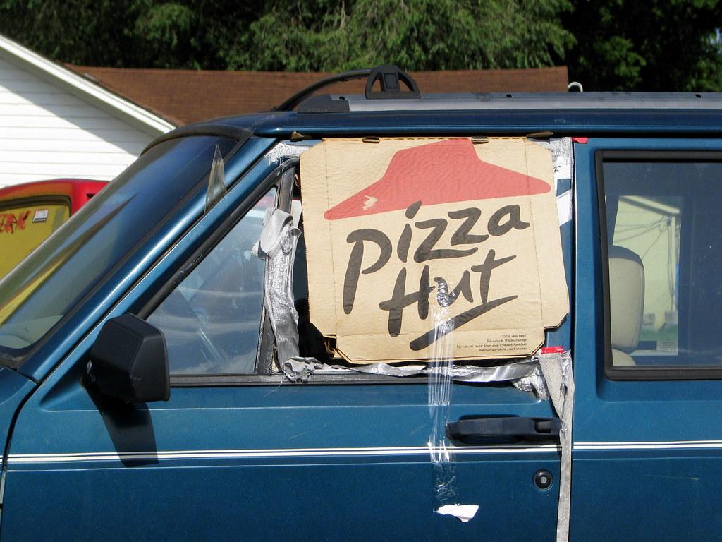 Redneck Replacement Window | Seen along old Highway 15 in ...