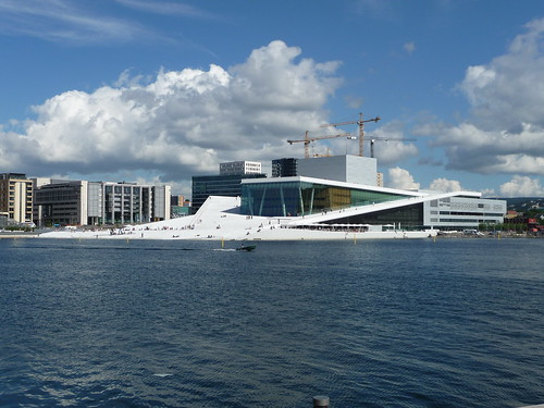 Oslo Opera House | by simononly