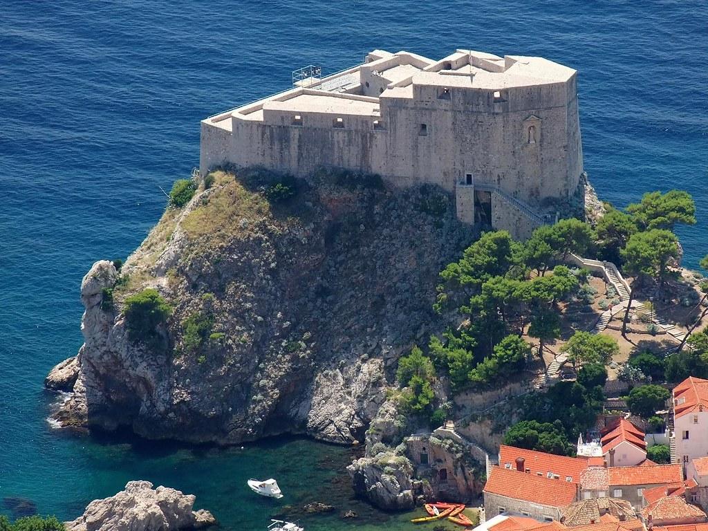 St. Lawrence Fortress (Tvrđava Lovrijenac); Dubrovnik | Flickr