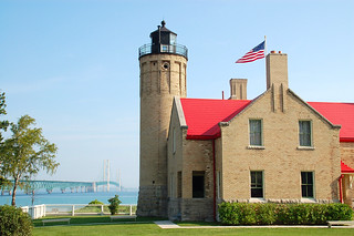 Mackinac Point Lighthouse | by kewing