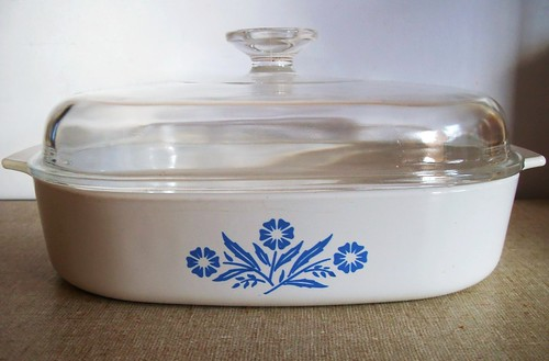 corningware | by **tWo pInK pOSsuMs**