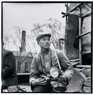 Red-Color News Soldier: The Photographs of Li Zhensheng | by Kansas City Public Library