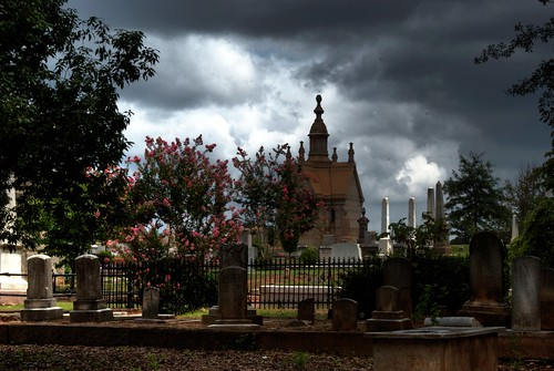 Oakland Cemetery HDR | by ash™