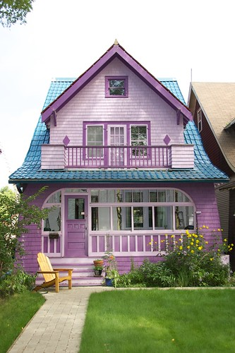 Purple House | by gbrands