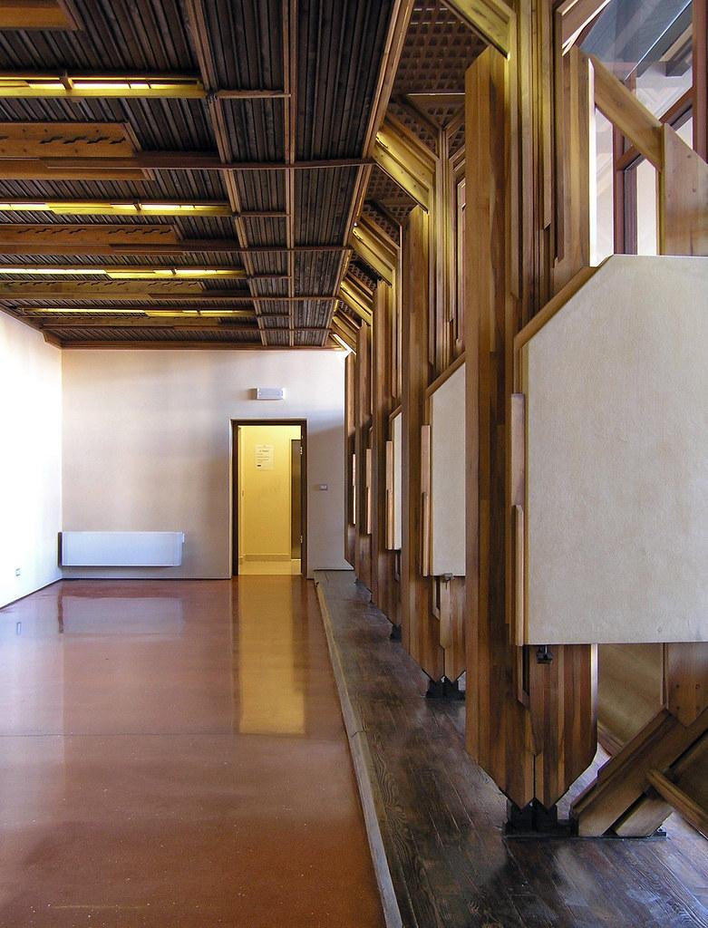 Carlo Scarpa Ca Foscari University Of Venice Aula Mari