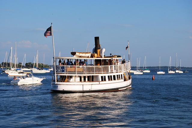 Mystic seaport boat show