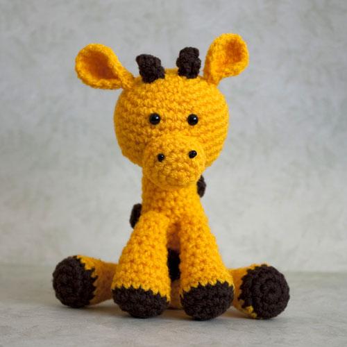 Easy Amigurumi Giraffe : Amigurumi Giraffe. A cute amigurumi giraffe I recently ...