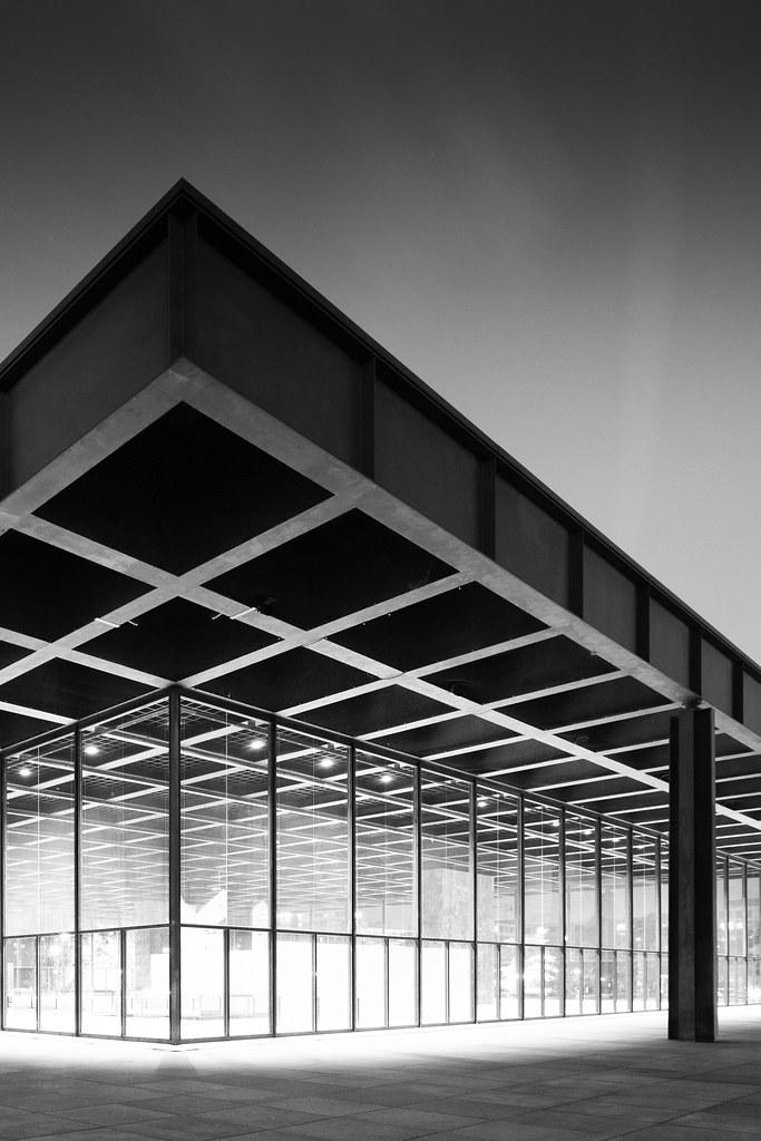 Neue Nationalgalerie | Andreas Levers | Flickr