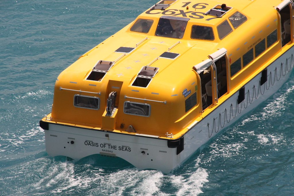 Oasis of the seas lifeboat 16 robert r n flickr - The allure of the modular home ...