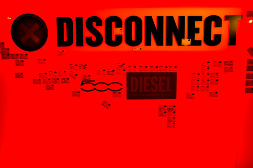 DISCONNECT FIAT 500C DIESEL | by 246-You