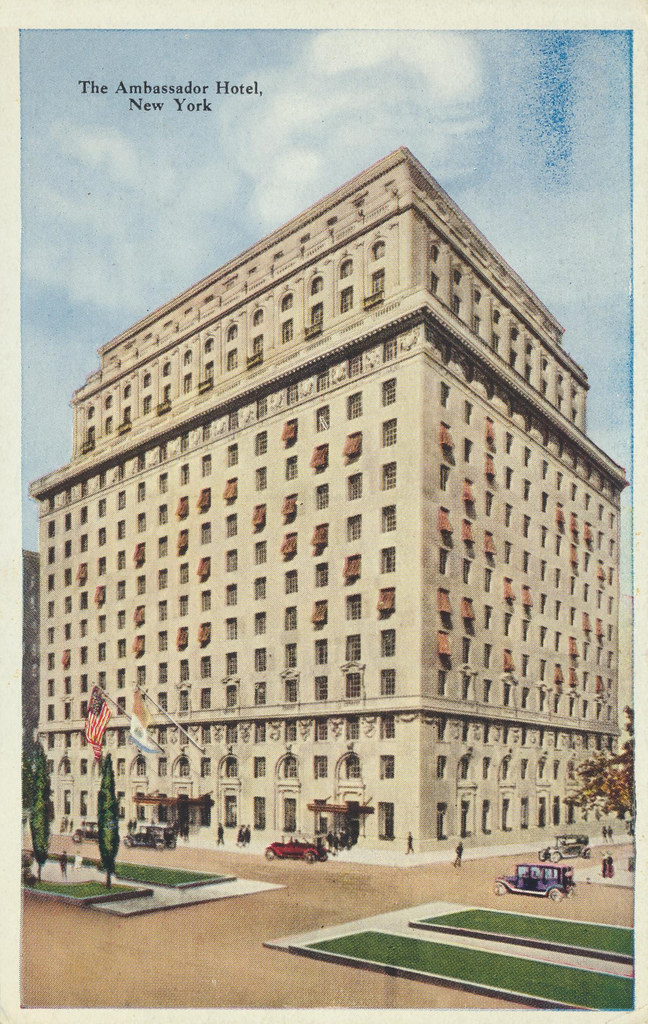 The Ambassador Hotel - New York, New York