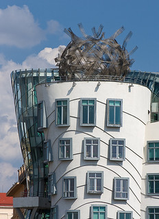 The Dancing House, Prague, Czech Republic | by jmhdezhdez