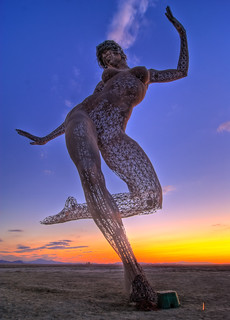 Bliss Dance by Marco Cochrane, Burning Man 2010 (v2.0) | by Michael Holden