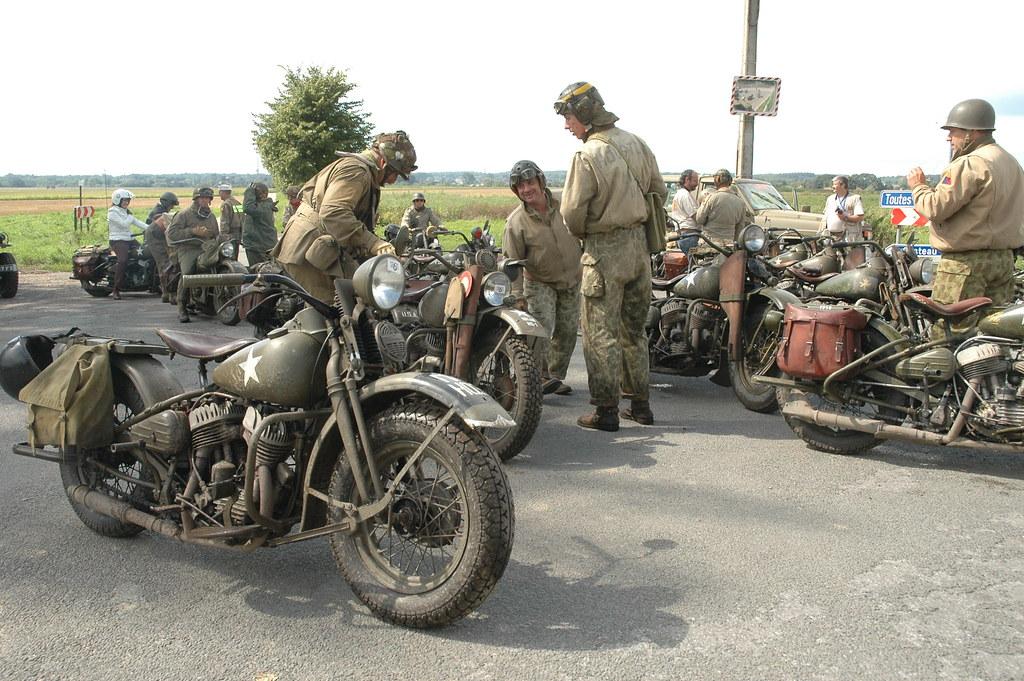 Harley Davidson Wla For Sale