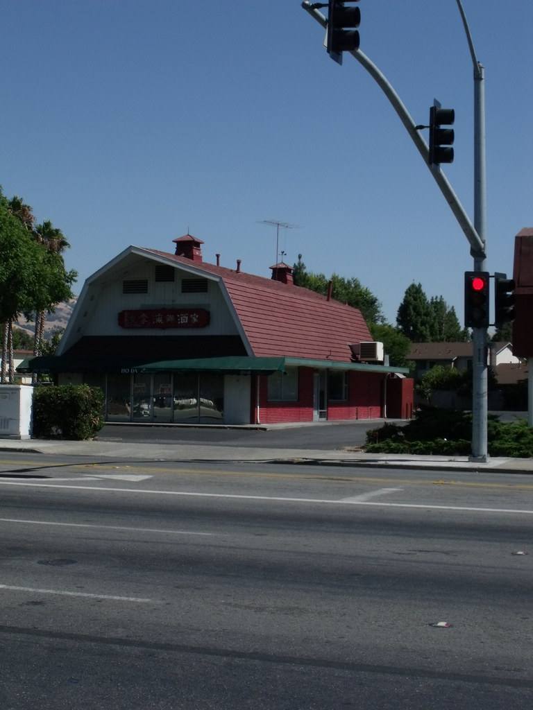 Former Red Barn San Jose California 2868 Story Road Now