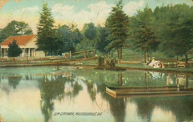 Elm City Park Milledgeville Ga