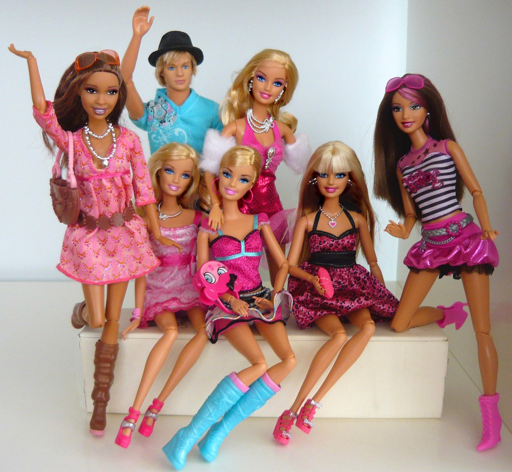 Fashionistas Barbie Barbie Fashionistas first