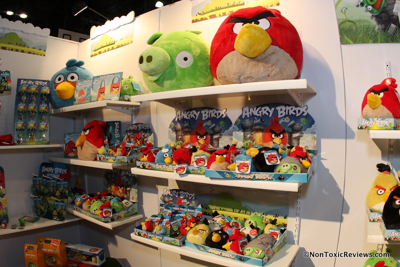 Angry Birds Plush And Accessories Andy Jones Flickr