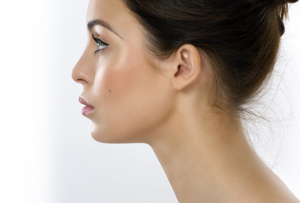 Female Profile | Side-view of a young woman. | Dazzy Bee ...